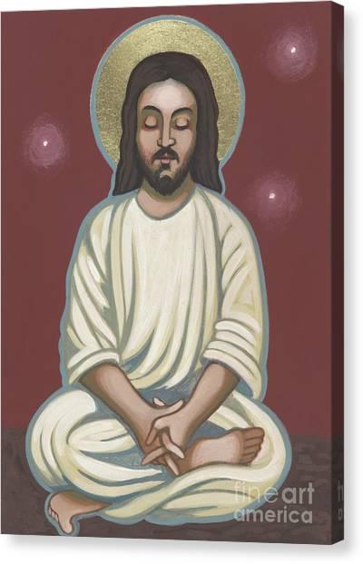 Jesus Listen And Pray 251 Canvas Print