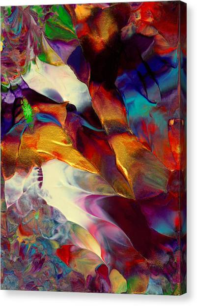 Jewel Island Canvas Print