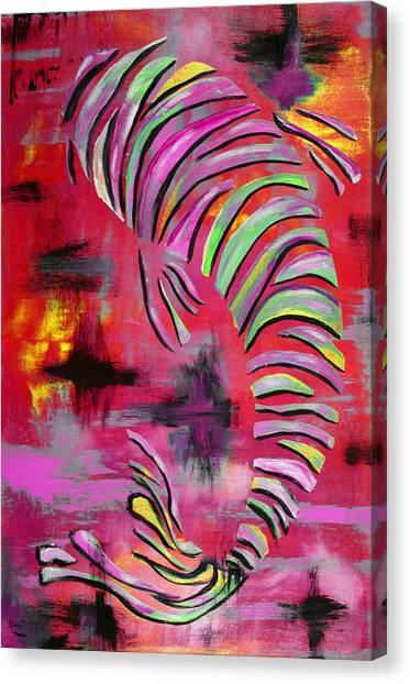 Jewel Of The Orient #2 Canvas Print