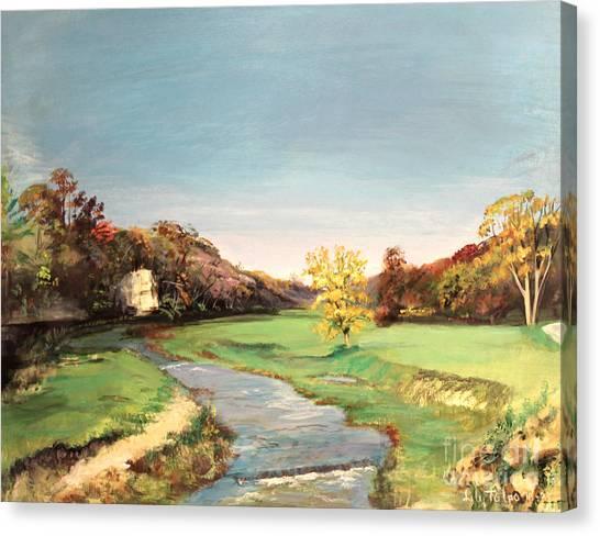 Jo Daviess County Illinois Canvas Print