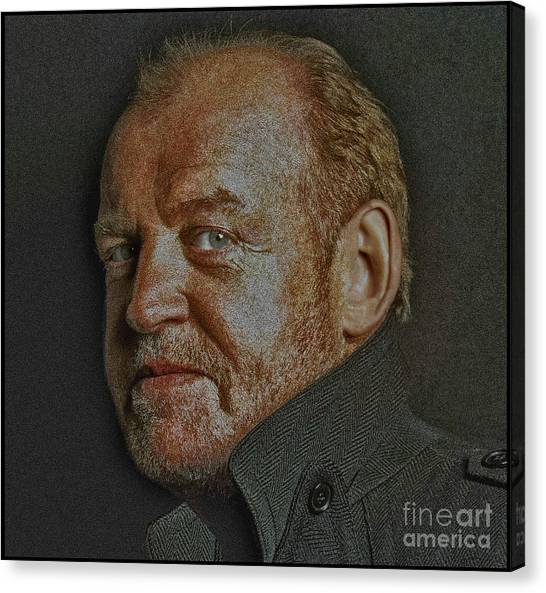Joe Cocker Canvas Print