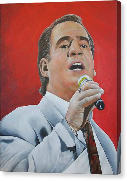 Joe Dolan Canvas Print