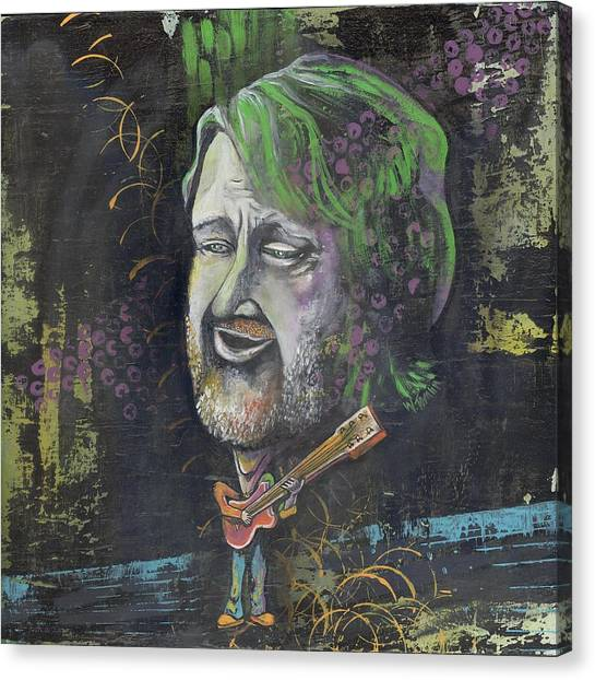 'john Bell' Canvas Print