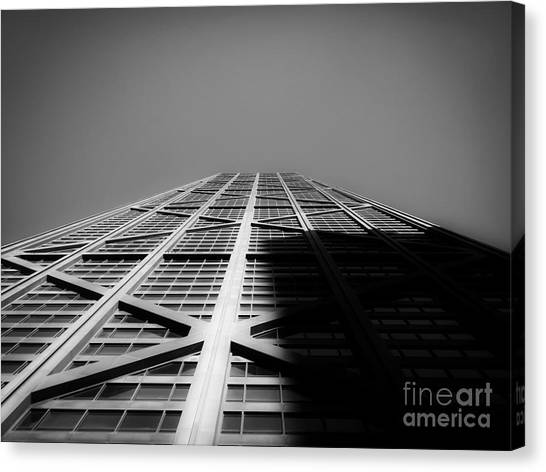 John Hancock Center Canvas Print
