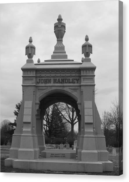 John Handley Memorial Mount Hebron Cemetery Winchester Va