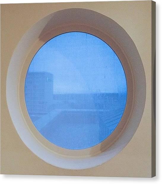 Portal Canvas Print - John's Portal~ #portlandmuseumofart by Chris T Darling