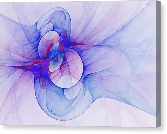 Joined Canvas Print by Tracy Mewmaw