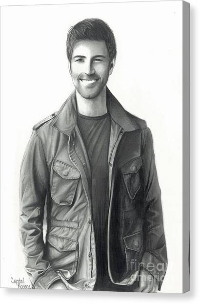 Josh Turner Canvas Print