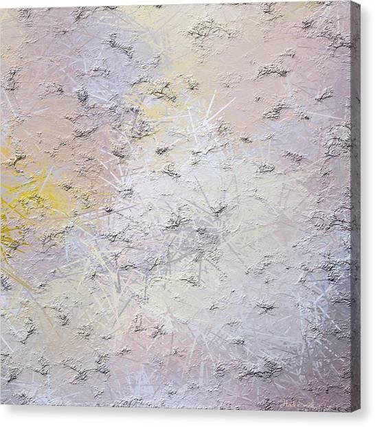 Pixelated Canvas Print - Joyful by Heidi Smith