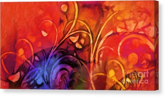 Joyful Moments Canvas Print