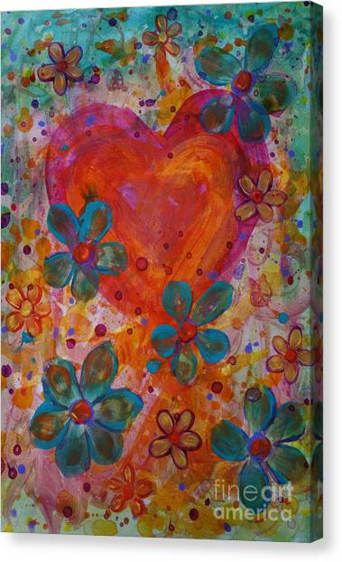 Joyful Noise Canvas Print