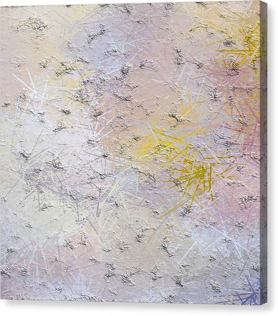 Pixelated Canvas Print - Jubilant by Heidi Smith