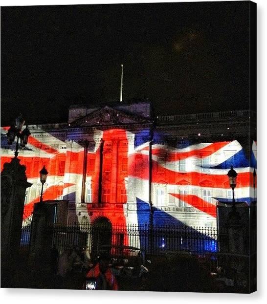 United Kingdom Canvas Print - Jubilee by Peter Bromfield