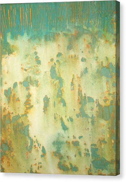 July Canvas Print by Natalie Starnes