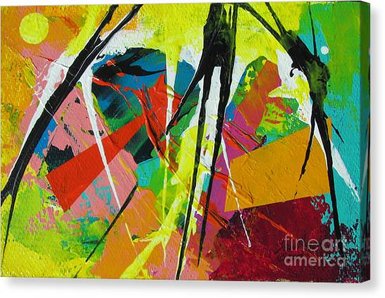 Jungle2 Canvas Print