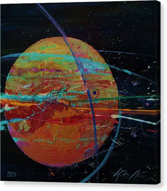 Jupiterlicious Canvas Print by Chris Cloud