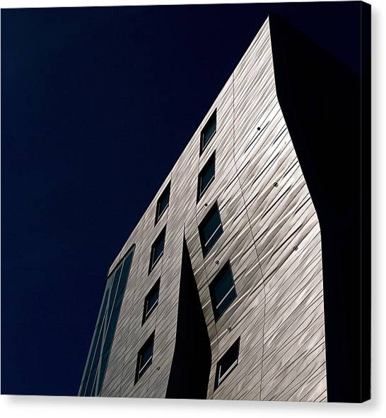 Just A Facade Canvas Print