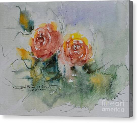 Just For You. #11 Canvas Print