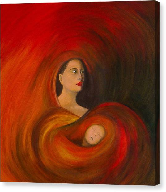..just  Love.. Canvas Print