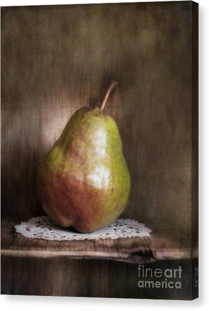 Still Life Canvas Print - Just One by Priska Wettstein