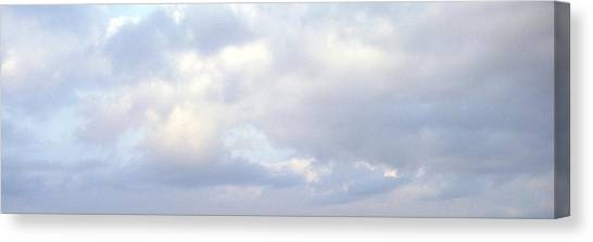 Just Sky Canvas Print