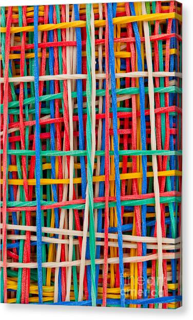 Just Strings Attached II Canvas Print by Shawn Hempel