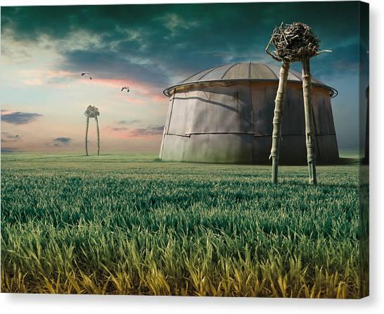 K85 Canvas Print by Radoslav Penchev