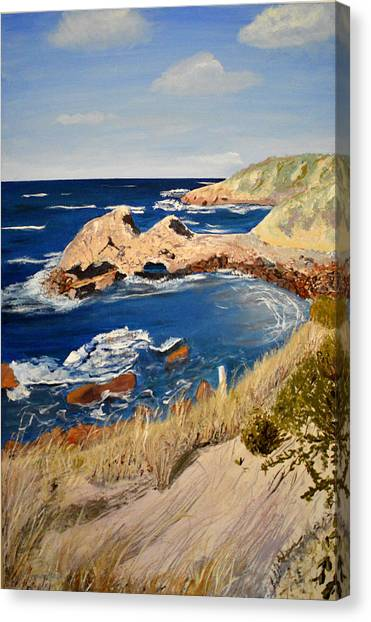 Kangaroo Island Lookout Canvas Print