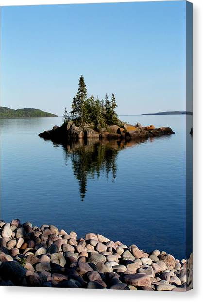 Karin Island - Photography Canvas Print