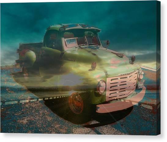 Karma Cruiser Canvas Print
