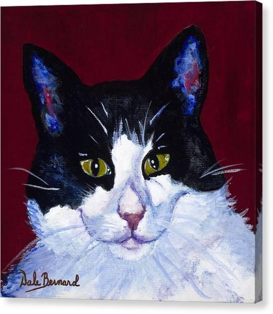 Kat Canvas Print