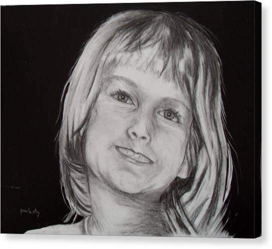 Kaylin Canvas Print