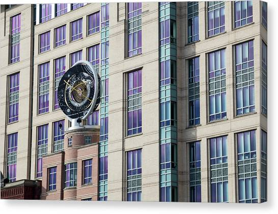 D.c. United Canvas Print - Keck Center by Jim West