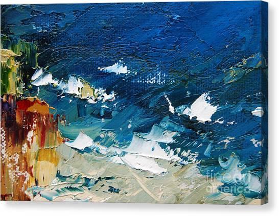Keem Bay Achill Island Ireland Canvas Print