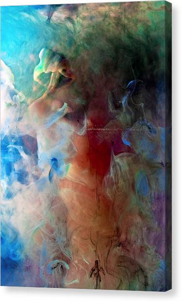 Keep Walking Till It Ends Canvas Print by Petros Yiannakas