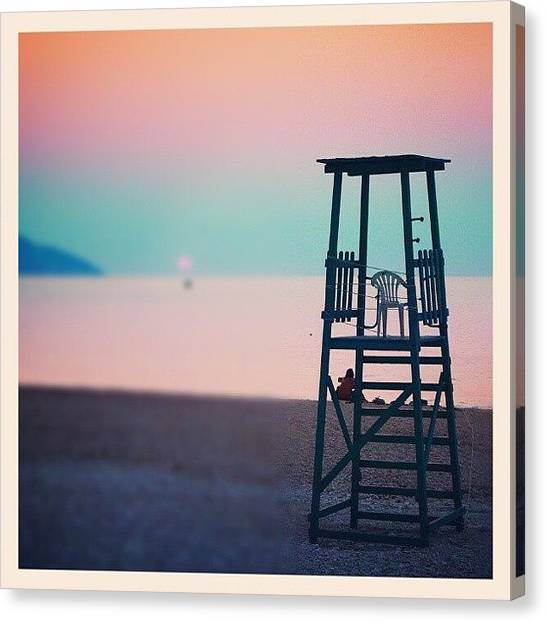 Greece Canvas Print - Kefalonia by Emanuela Carratoni