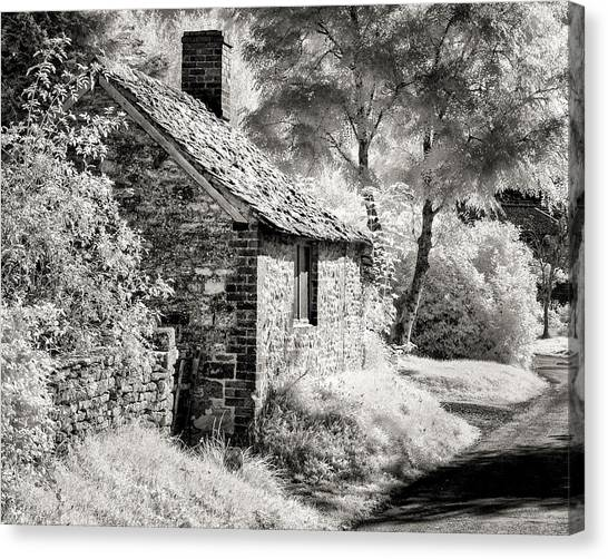 Kelmscott Cottage Canvas Print
