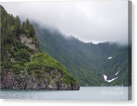 Kenai Fjords Alaska Canvas Print
