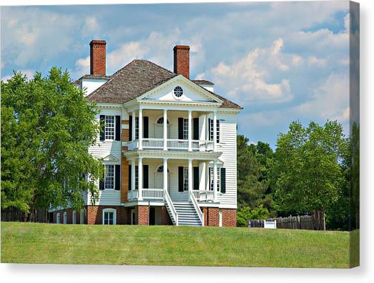 Kershaw House Camden Sc II Canvas Print