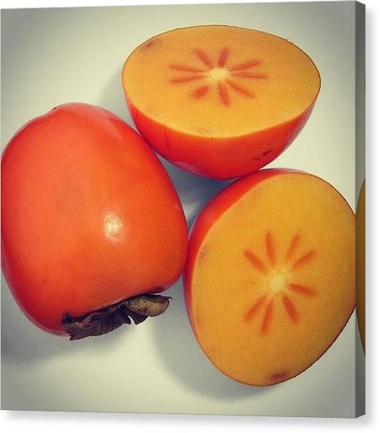 Lemons Canvas Print - Kesemek Fruits by Aan Pratama