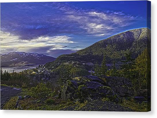 Ketchikan 4 Canvas Print