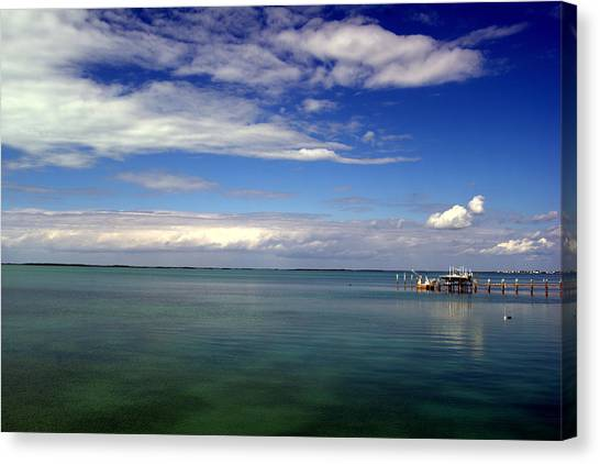 Key Largo Canvas Print