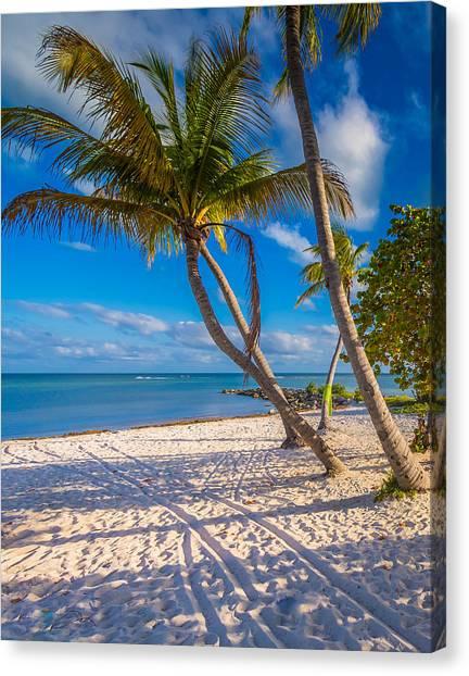 Key West Florida Canvas Print