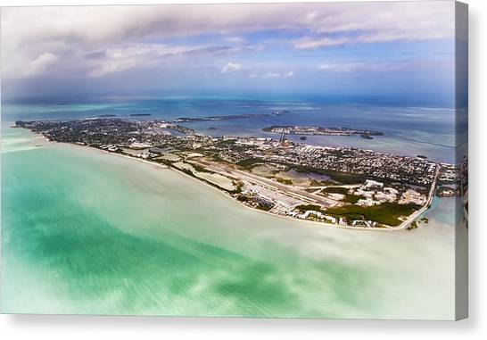 Key West Canvas Print