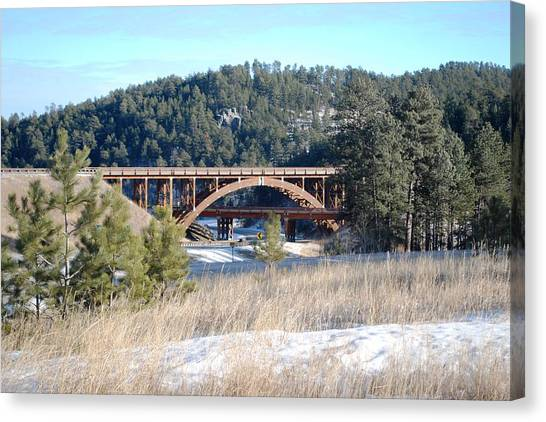 Keystone Wye Canvas Print