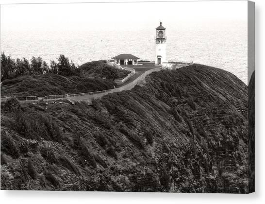 Kilauea Lighthouse Canvas Print