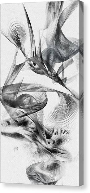 Kinetic 3 Canvas Print