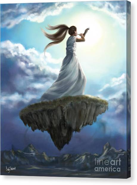 Honor Canvas Print - Kingdom Call by Tamer and Cindy Elsharouni