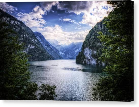 Kings Lake Canvas Print