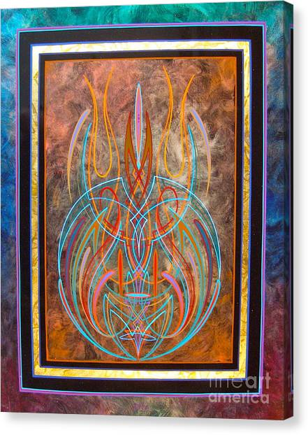Kings Ransom Canvas Print